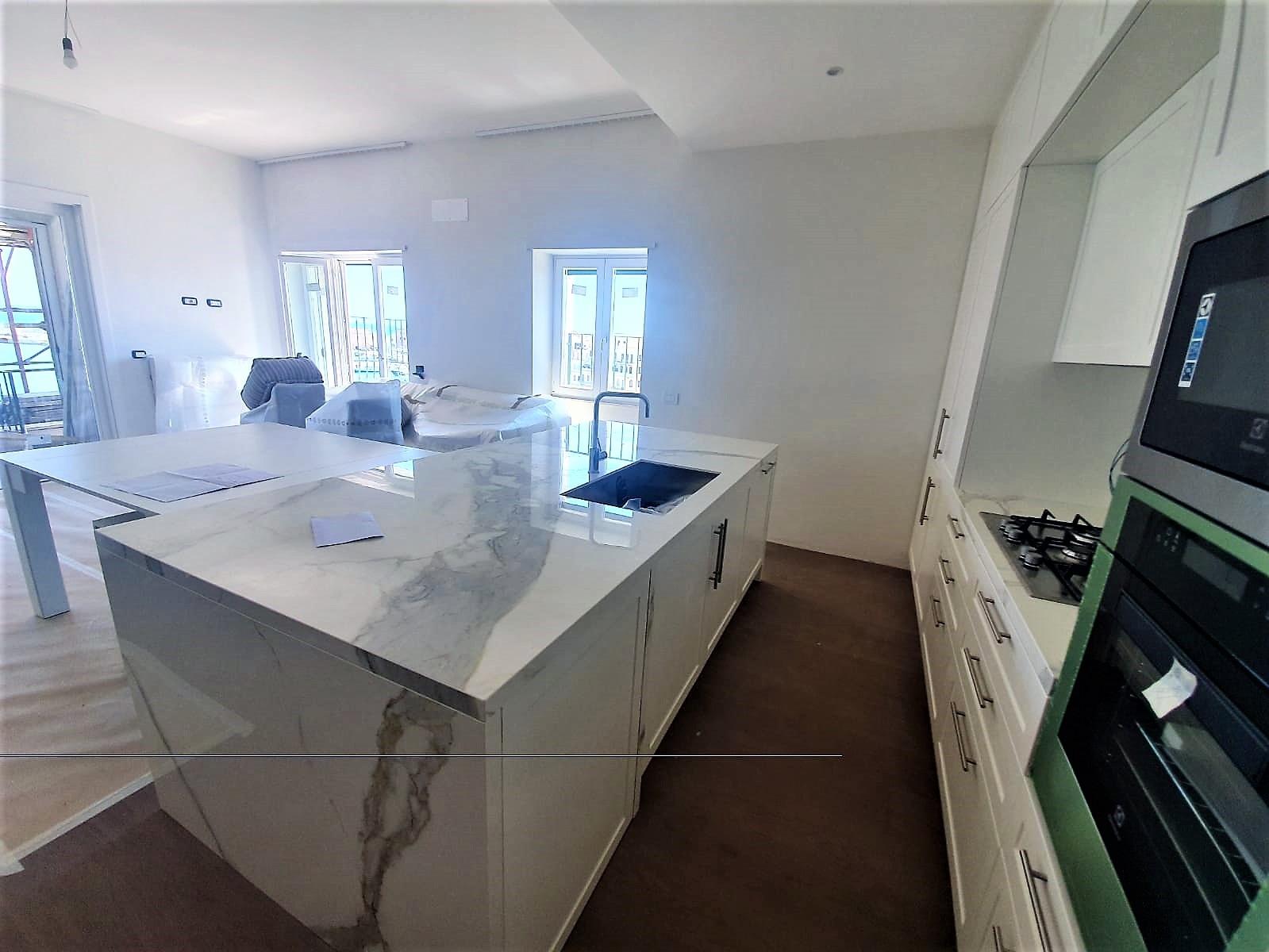 contract interior design anzio private apartment