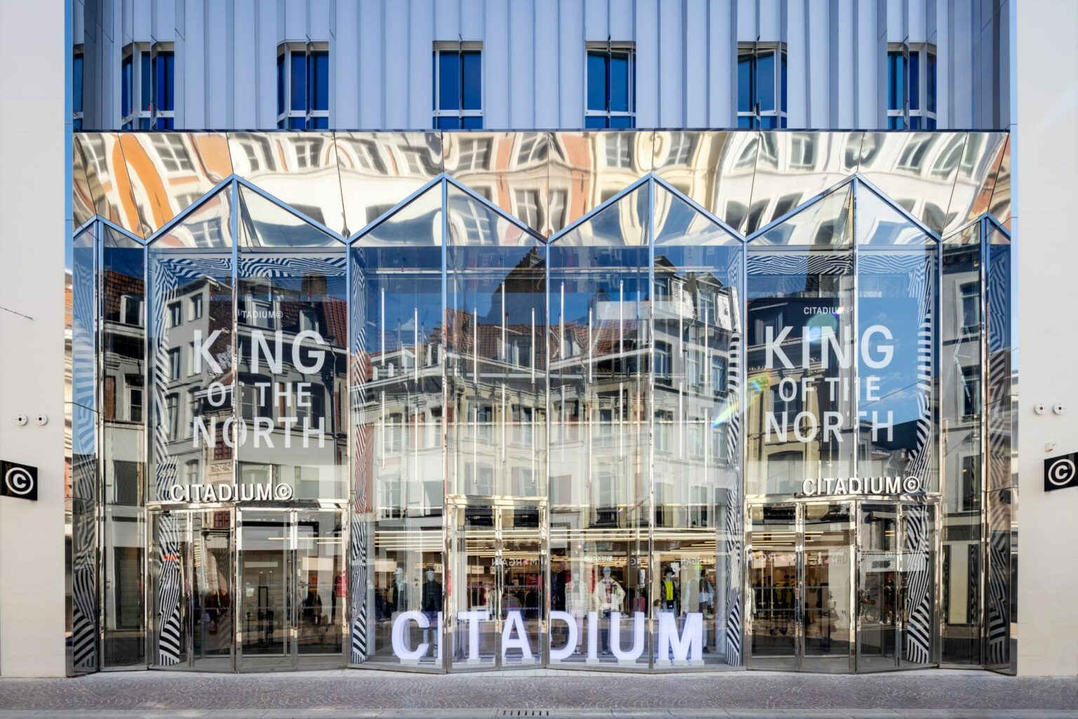 citadium by printemps contract Bethune Lille